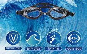 משקפי שחיה אופטיות